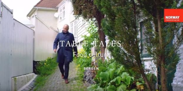 """Table Tales"" internasjonal kampanje med Christopher Haatuft"