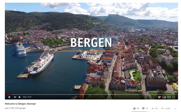 Welcome to Bergen